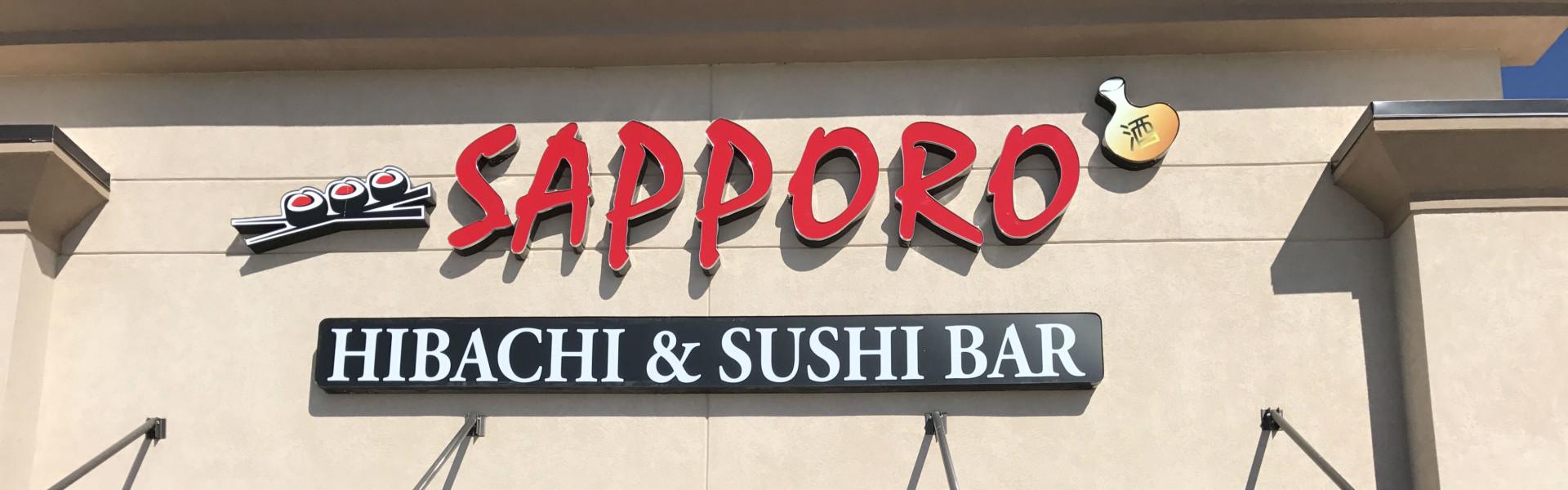 Sapporo Sushi Bar